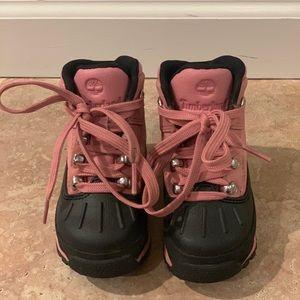 Timberland Girls Winter Shoes size 7